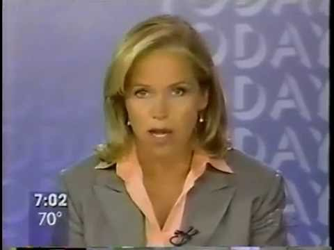 NBC News 9-12-2001 Live Coverage 7:00 A.M E.D.T - 1:00 P.M E.D.T
