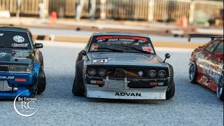 NISSAN Skyline 2000 GT-R RC Drift ● بطولة ميدان للدرفت