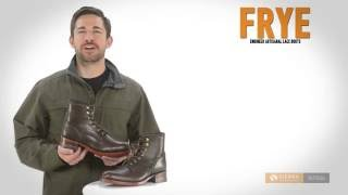 Frye Engineer Artisanal Lace Boots (For Men)