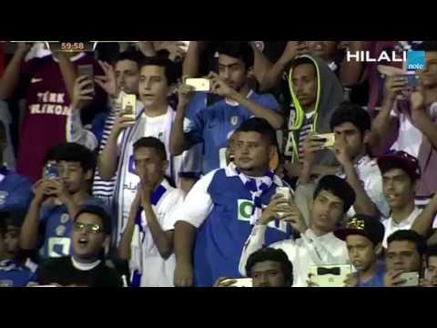 تقرير مباراة الهلال والخليج 6-1