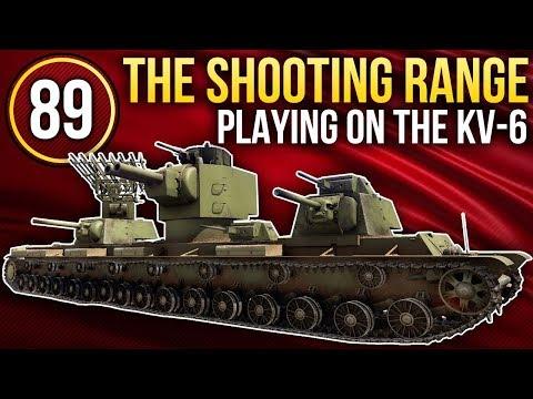 War Thunder: The Shooting Range   Episode 89