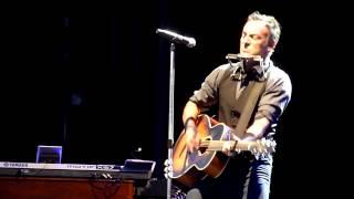 Royals - Bruce Springsteen - Mt Smart Stadium, Auckland 1-3-2014