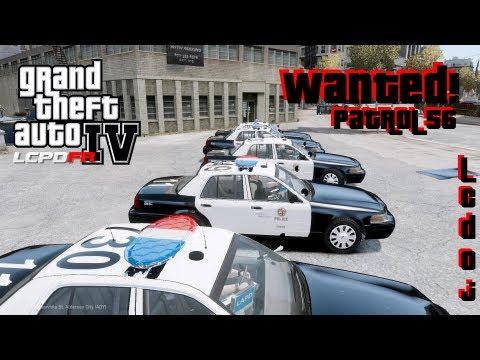 GTA IV LCPDFR - LAPD Patrol