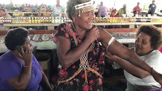 Learning About Solomon Islands Culture at the Honiara Market