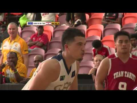 William Stinnett Guam 2015 Pacific Games Highlight