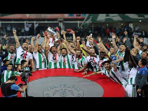 Konyaspor - Türkiye Kupası Final Yolu - 2017