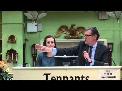 Tennants Auctioneers Autumn 2012 Fine Art Sale   Highlights