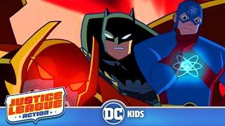 Adalet Birliği Müdahale | Ve Atom. | DC Çocukları