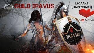 [LIVE] Black Desert SA Guild Bravus - Só colar !   https://www.twitch.tv/lycanshzd