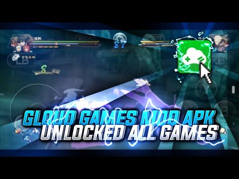 NEW UPDATE !! GLOUD GAMES MOD APK UNLOCKED ALL GAMES 2019!![Expired Script]  #Smartphone #Android