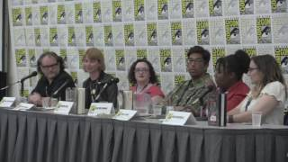 Science Fiction/Future Now Full Panel at San Diego Comic-Con 2016