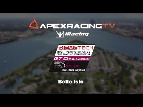 Ricmotech GT Challenge 2019 S2/R2 - Belle Isle