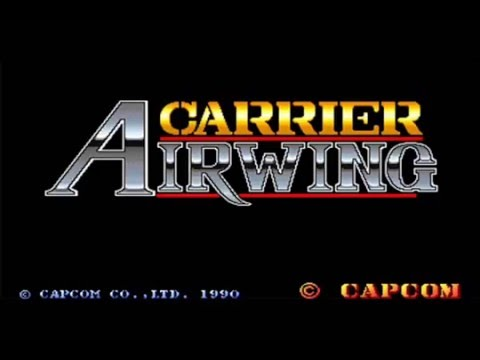Carrier Air Wing (Arcade Ost) - Boss 2 (Mission 2, 7, 8-2)