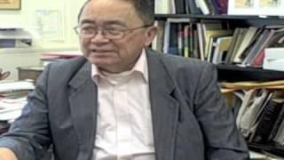 L. Ling-chi Wang Part 1/5 (UCLA AASC:  U.S./China Media Brief)