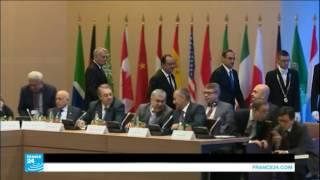 باريس تستضيف وزراء القوى الكبرى لإحياء عملية السلام الفلسطينية الاسرائيلية