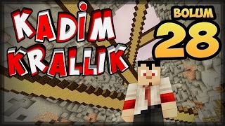 HAZIRLIK YAPALIM | Bölüm 28 | Minecraft Multiplayer | KADİM KRALLIK
