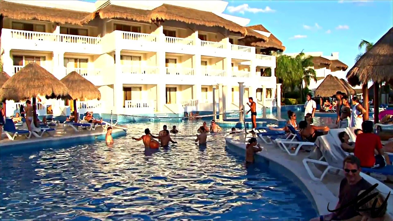 Grand Sunset Princess All Suites Resort And Spa Party On Youtube