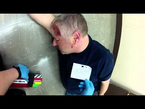 Northampton Community College EMS - Triage Officer POV Video - Spring 2012 EMT Class MCI Lab.