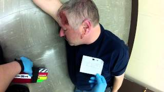 northampton community college ems triage officer pov video spring 2012 emt class mci lab