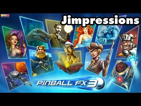 Pinball FX3 - TIE Fighters And Ball Jugglers (Jimpressions)