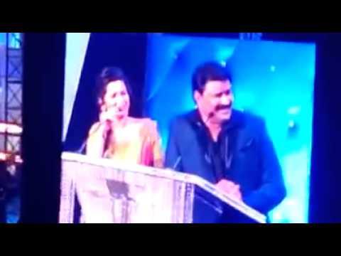 Thala Ajith Mass At Vijay Awards 2014