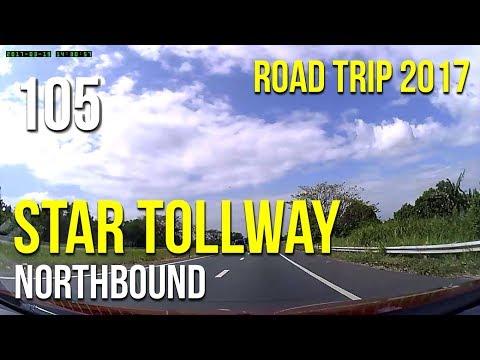 Road Trip #105 - STAR Tollway Northbound (Batangas City to SLEX)