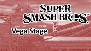 Vega Stage Music | Super Smash Bros: Ultimate