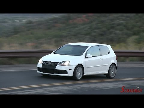 Volkswagen Golf R32 Car Review