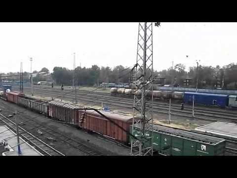 Черемховский вокзал