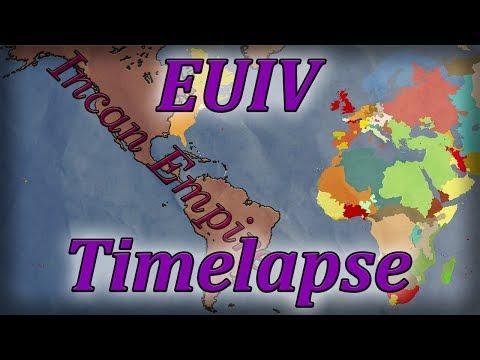 INCAN EMPIRE Timelapse