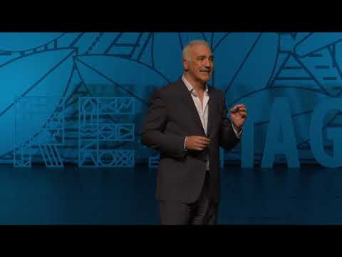 Dr. Kaveh Alizadeh – Leaders Across Borders – YPO GLC 2019