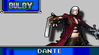 Dante's Theme 8 Bit Instrumental - Ultimate Marvel vs Capcom 3