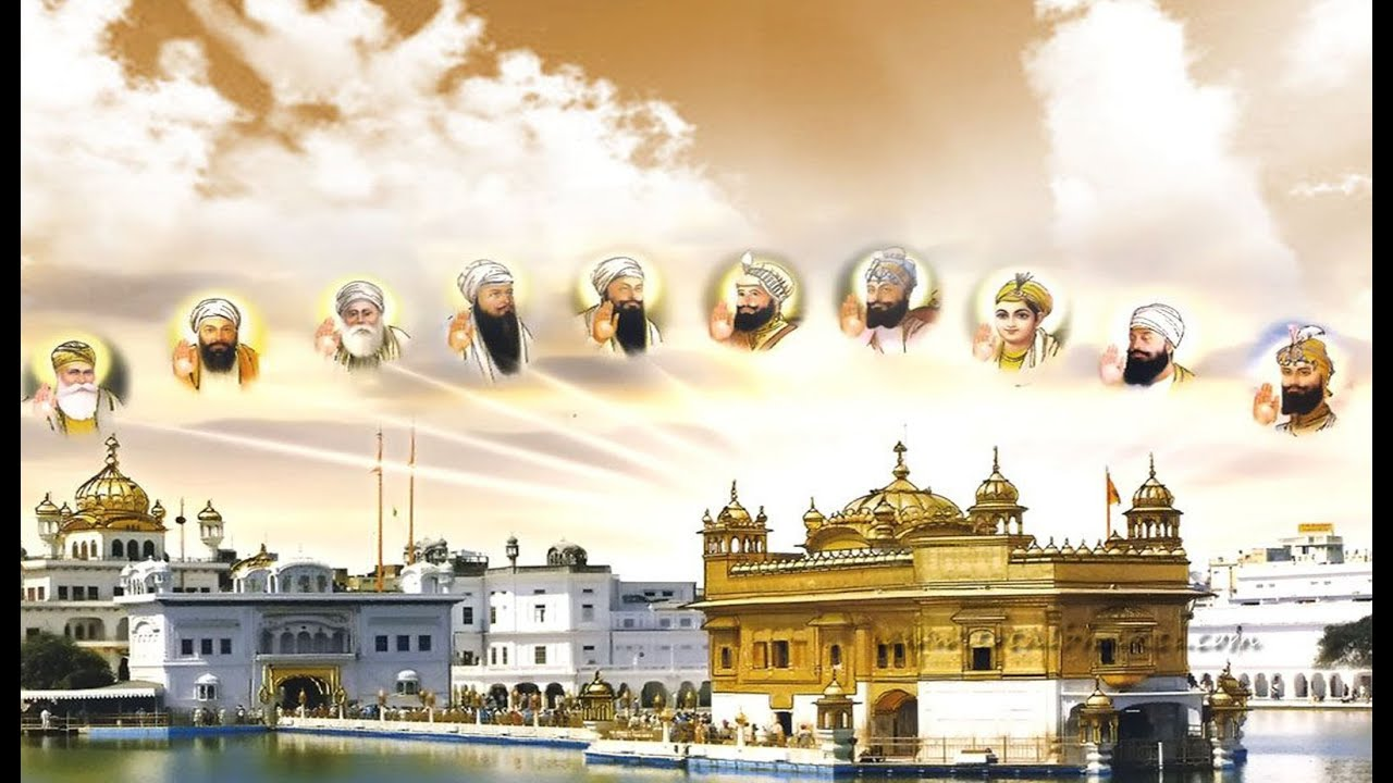 Chaar Sahibzaade 3d Wallpaper Sikh Wallpapers Gallery Youtube