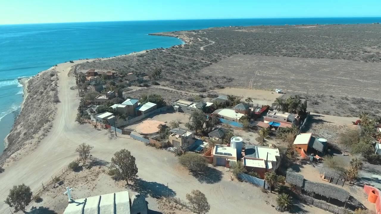 San Juanico Gringo Hill Drone Tour Youtube