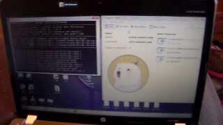 Litecoin Dogecoin Scrypt 1200 KH/s Mining Rig 3 x 7850