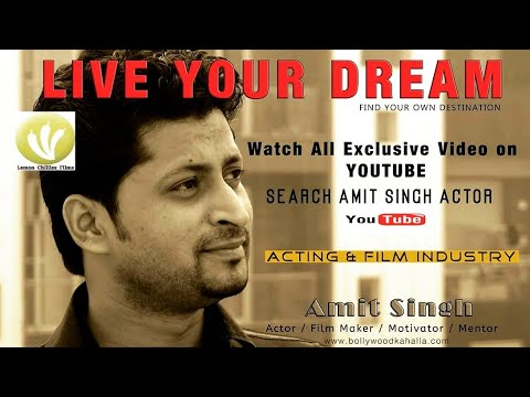 Amit singh Audition clear for tv serial 2016