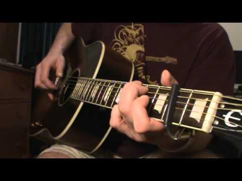 Bob Dylan Baby Let Me Follow You Down (lesson)
