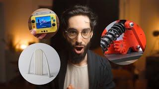 IMPRESSION 3D: Une nouvelle manière d'imprimer en 2021 ?! (Actu 3D #EP10)