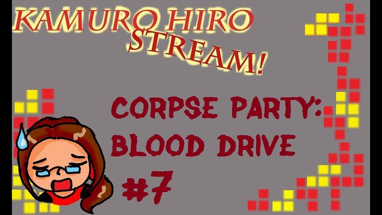 Blood Drive Stream