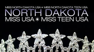 Crowning of Miss North Dakota USA 2018