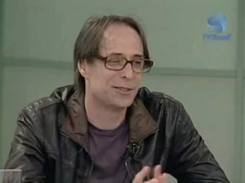 Leda Nagle entrevista o ator Pedro Cardoso no Sem Censura - Parte 1 de 4