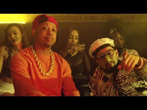 The Mekanix - Ratchet Luv (feat  Money B, Young Hump & 4rAx) (Official Video)