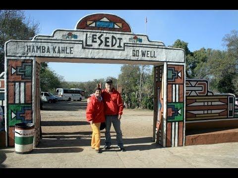 Lesedi -  Cultural Village - Africa