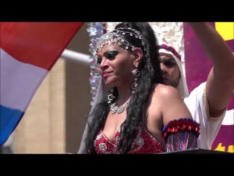 The 2016 Bronx Dominican Day Parade