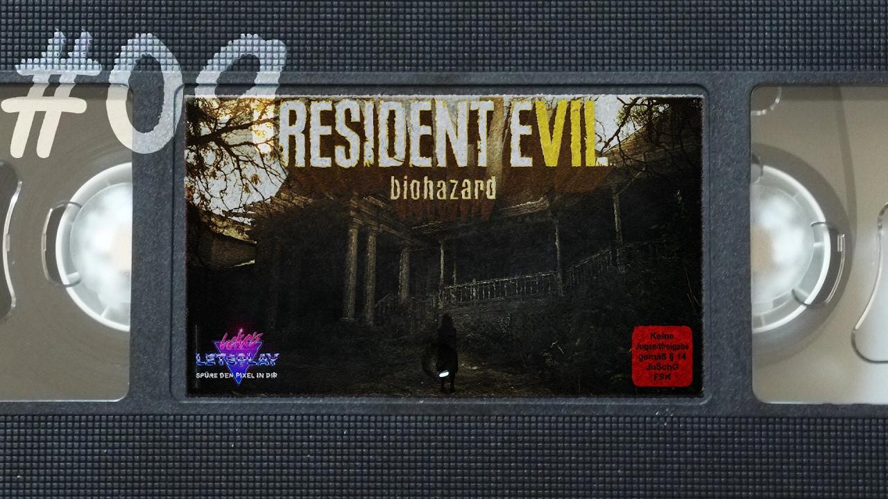 Flammenwerfer Vs Muckenplage Let S Play Resident Evil 7 09 Youtube