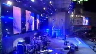 Piero Pelù Live @ 1° Maggio 2006 - (COVER MODUGNO) AMARA TERRA MIA