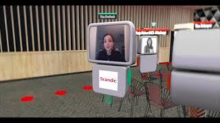 Virtuelle Events mit Scandic | Hybride Events mit Scandic