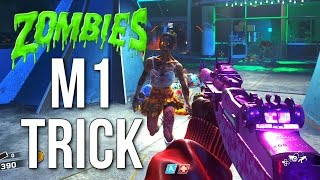 Infinite Warfare Zombies: M1 Strategy