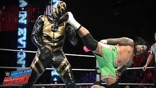The Usos vs. Gold & Stardust - WWE Main Event, November 18, 2014