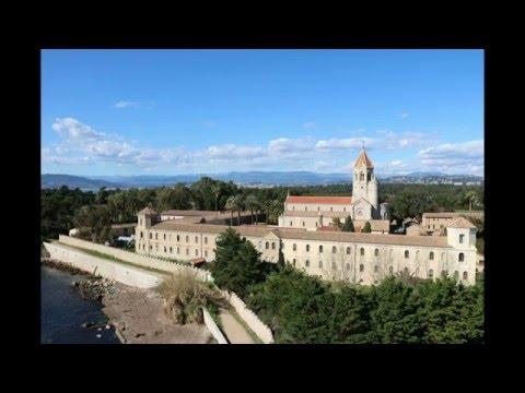 Abbaye de Lérins sur l